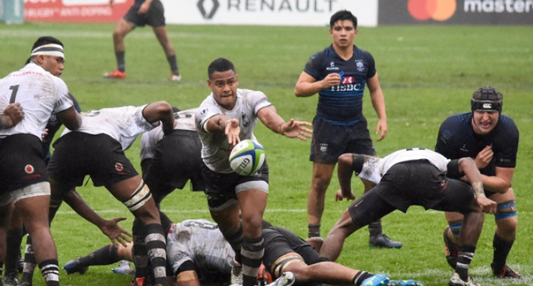Win Start For U20 In Uruguay
