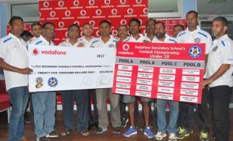 Fiji Football Gives $11k For Schools Championship