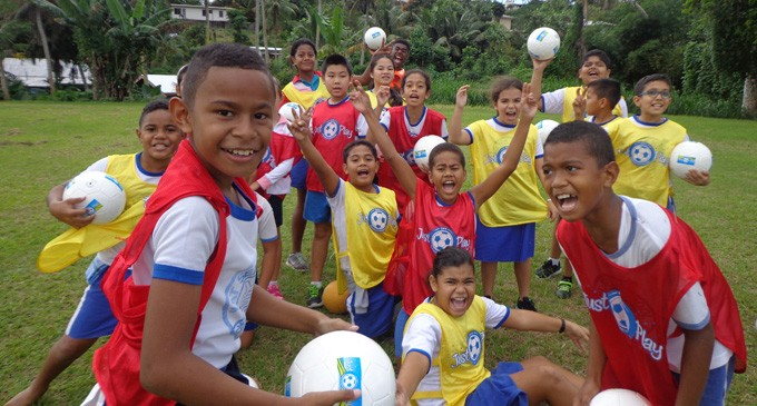 Just Play Emergency Programme Reached Out To Qamea Island