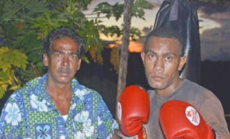 Nawai Aims For Knockout
