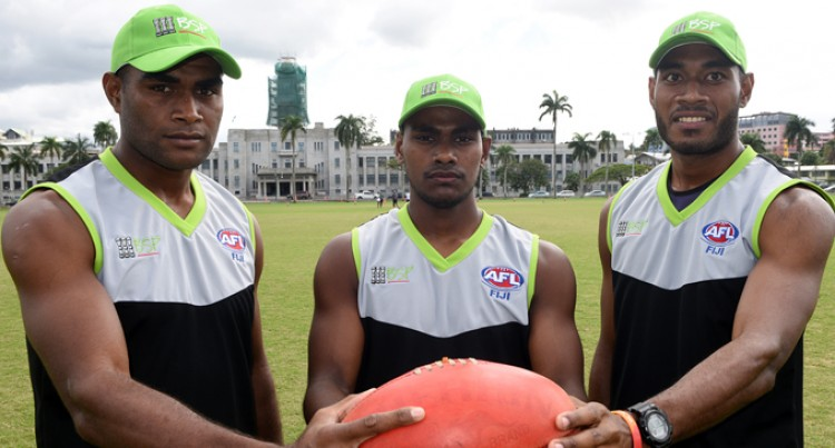 Fijian Tribe Get Set