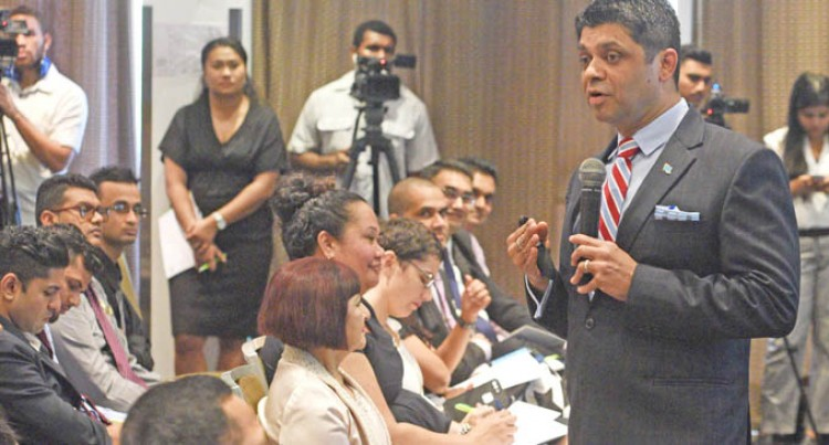 Fiji To Depend On Other Industries Too, Says A-G