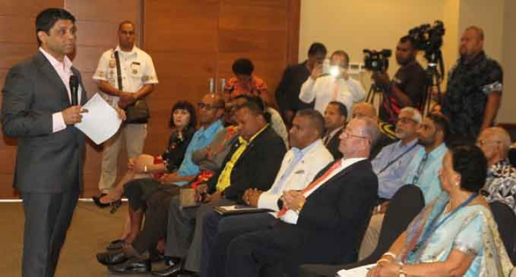 Forum Focused on Economic Growth
