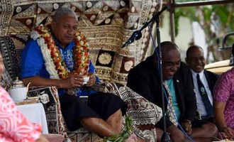PM: Government Has Duty To Meet Challenges Of Lau's Geography