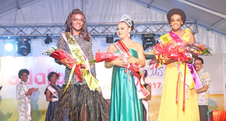 Bank of Baroda's Monroe crowned queen