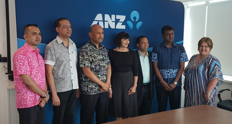 ANZ Major Sponsor of Fiji Business Forum 2017
