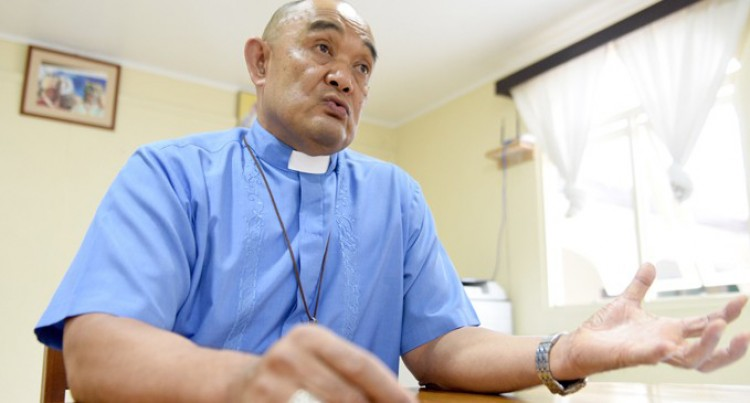 Archbishop Peter Loy Chong requests faith-based teachers after principals of two Catholic schools replaced.