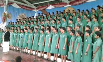 Methodists Sing-A-Along