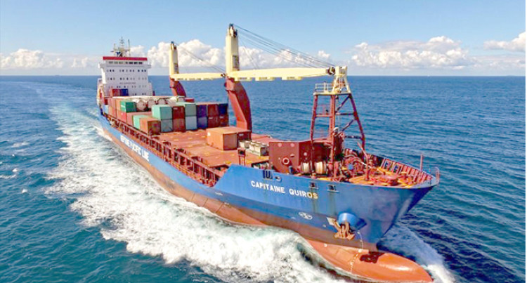 Two Vessels To Berth At   Suva Port On August 19
