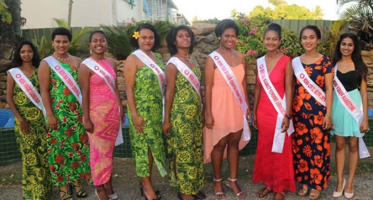 9 Contestants Vie For Ba Carnival