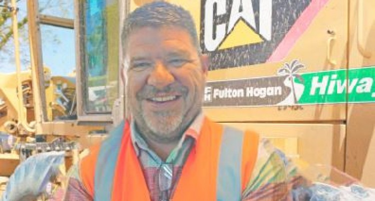 Large is new Fulton Hogan North Contract manager
