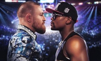 Floyd Mayweather vs Conor McGregor to air on Fiji One
