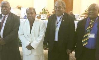 Methodist Church Prepares Father's Day Programme