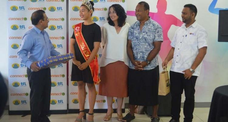TFL Celebrates Hibiscus Success