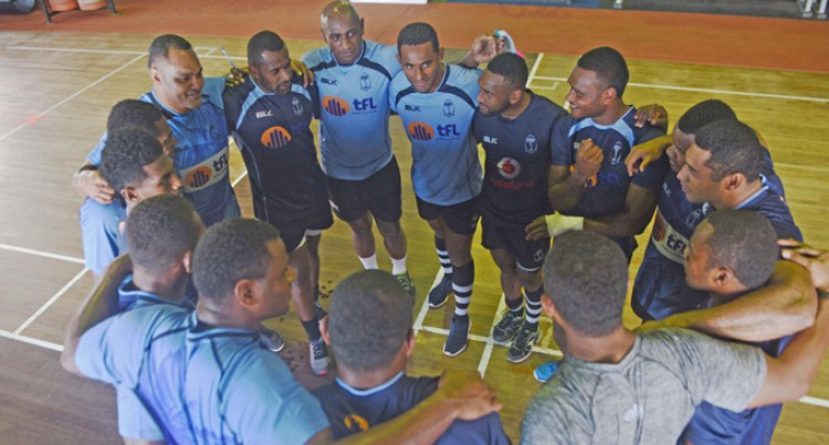 Drua urged to play with pride