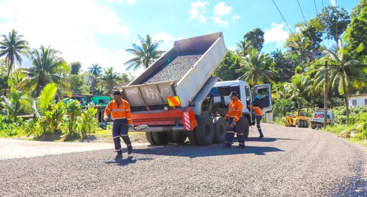 Kalekana Elder Pleased With Sealed Road