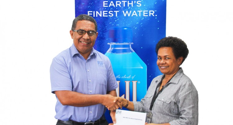 FIJI Water Supports Eye Institute