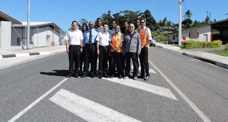 New Ba Hospital Road Ensures Better Access To Services
