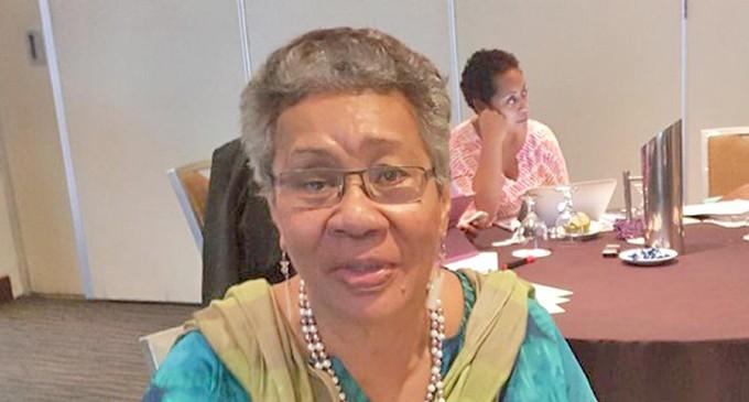 Adi Finau: Women, protect environment