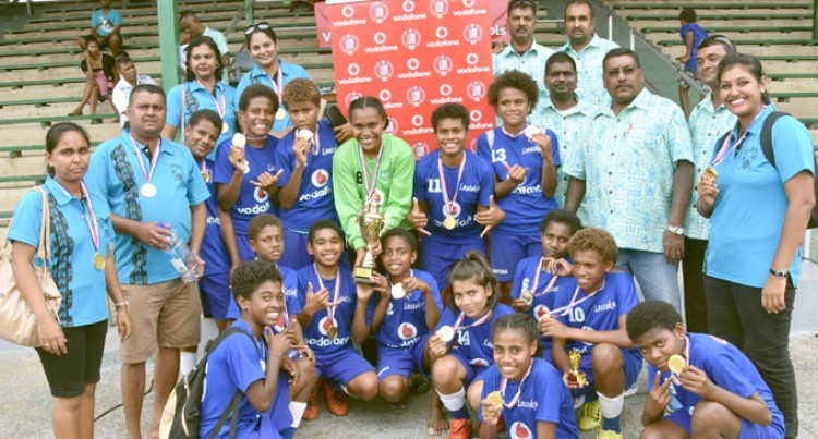 Lautoka Girls Win Under-14 Title