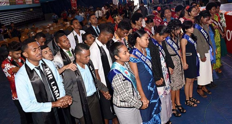Be Role Models, Contestants Urged