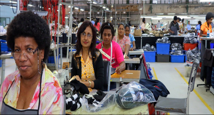 International Certification for Garment Firm