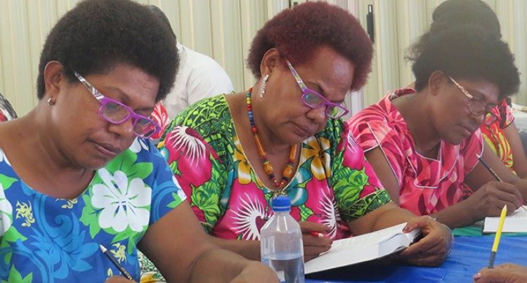 Focus: Remembering widows And widowers of Fiji