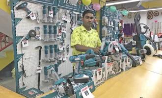 Total Branded Tools  Affordable at Rups Big Bear