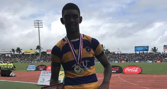 Matalaweru's U16 best player