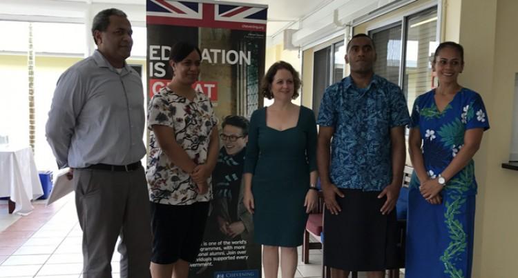 4 Fijian Students Get Scholarships To UK