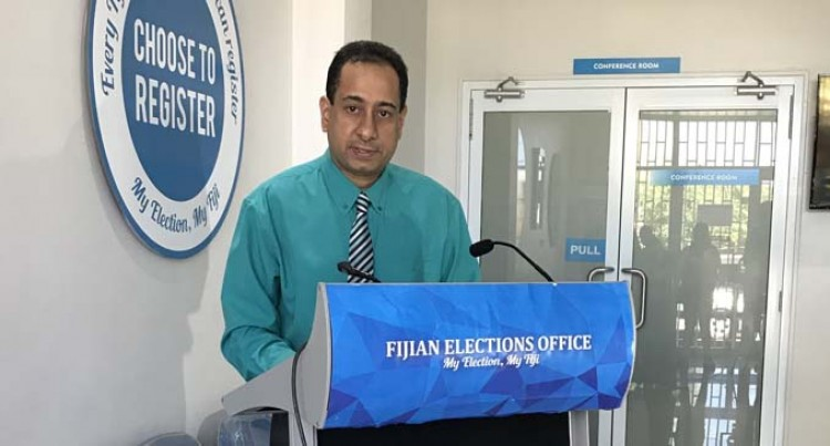 Election Officials Recruitment Venue Changed