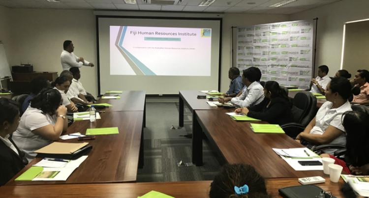 Fiji and Australian Human Resource  Institutes collaborate