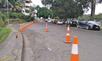 Upgrade on for Gladstone Road