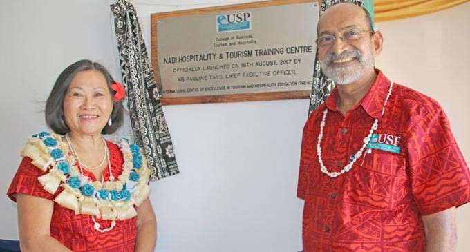 $1.3m hospitality facility opens