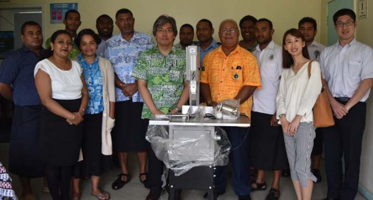 Development New Fish Slicer Machine Boosts Kadavu Sales