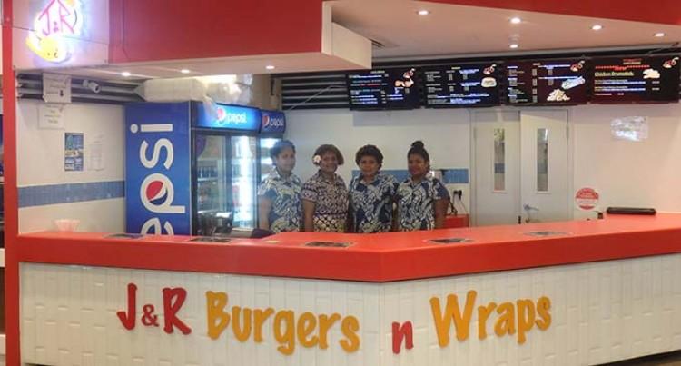 J&R Burgers at TappooCity Lautoka