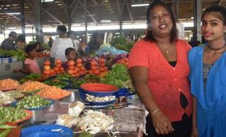 Prices Vary At Nadi Market