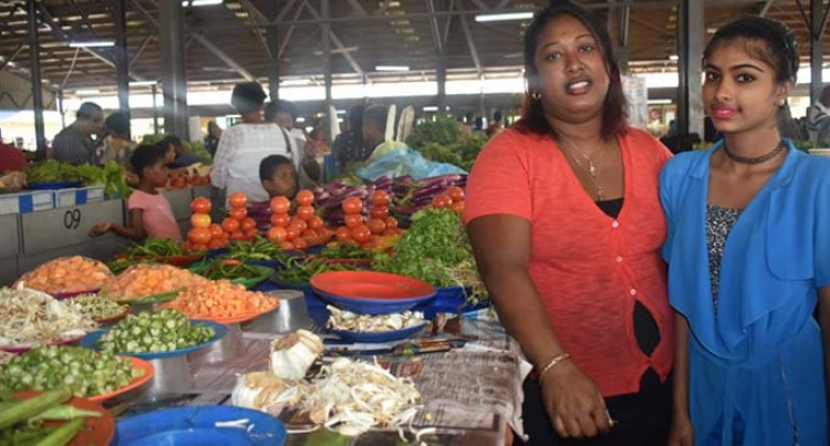 Prices Vary At Nadi Market