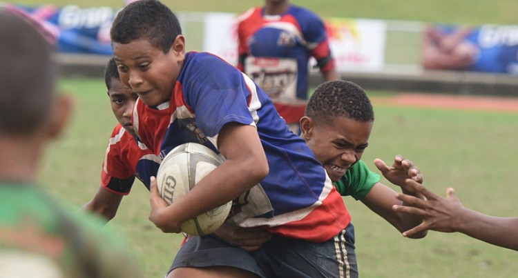 Tourney Showcases Young Rugby Talents