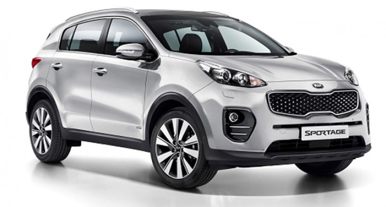 Kia Sportge – Built For Life's Adventures
