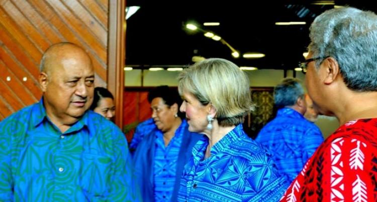 Ratu Inoke Proposes Biketawa Plus After Regional, Global Security Trends