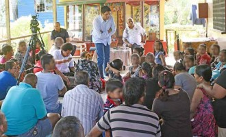 PM To Nadera Residents: Live and Vote Without Fear