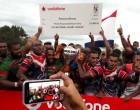 Vodafone Cup Stays In Sabeto