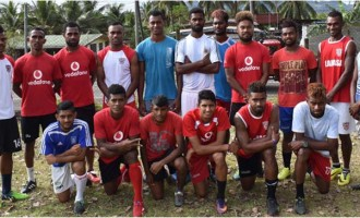 Babasiga Lions Determined