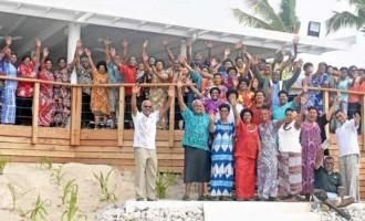 Mataqali Applaud Partnership