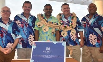 Malamala Beach Club Fiji Opens
