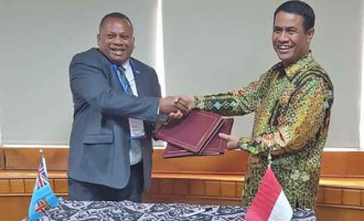 Fiji, Indonesia Sign Agri Cooperation Agreement