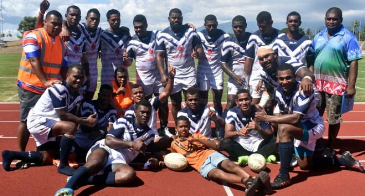 Waqa Scores Twice for Aviators