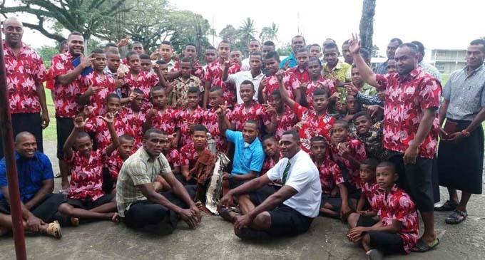 Kadavu Kaji, Farebrother Champion  Team Up