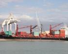 New Guinea Chief Unloads At Suva Port